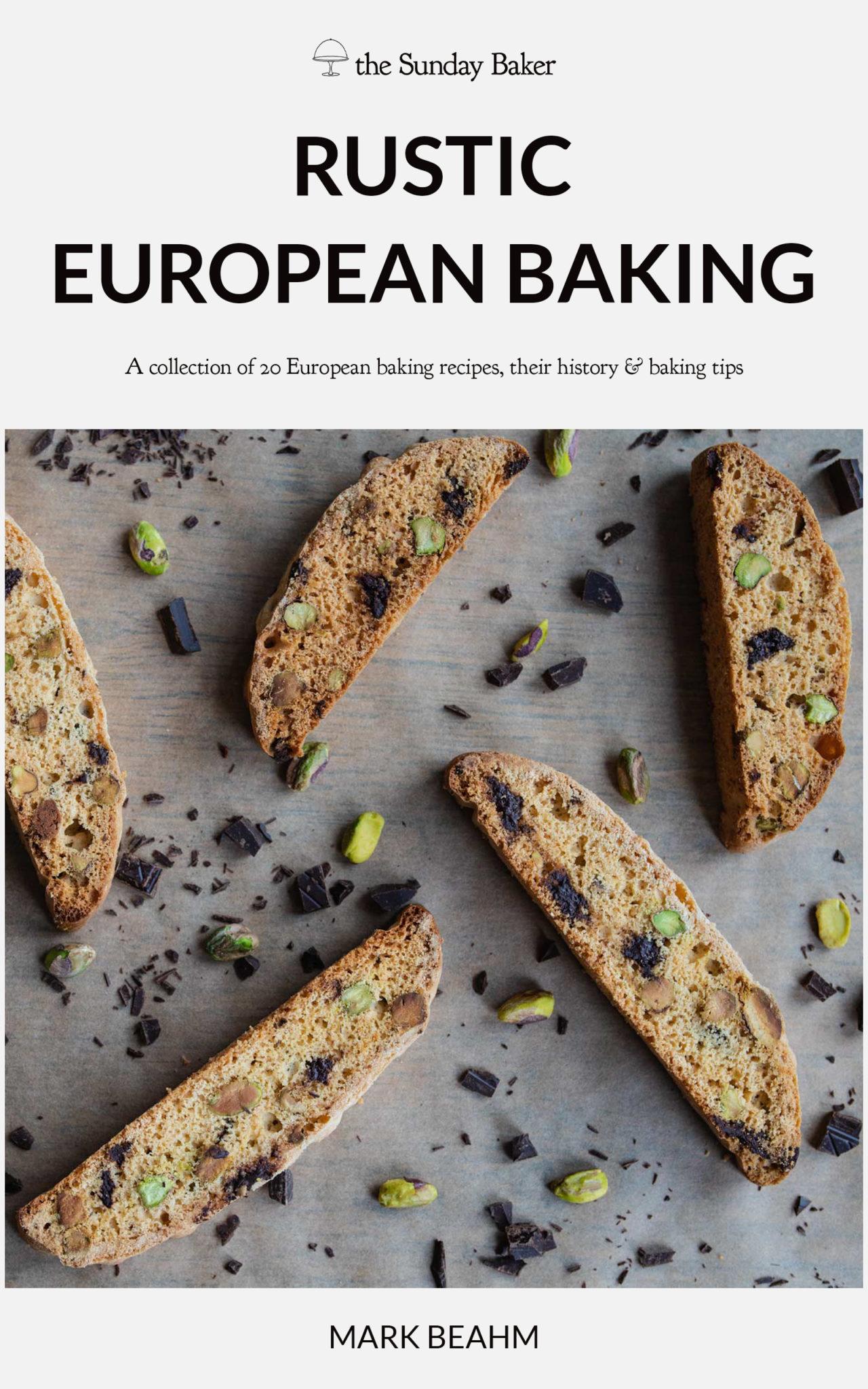 the sunday baker ebook